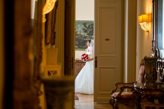 Wedding in Italy on the shores of lake Maggiore by Sogni Confettati - 007