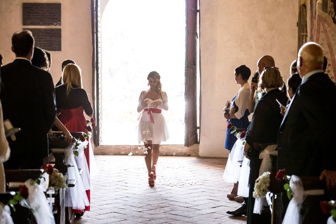 Wedding in Italy on the shores of lake Maggiore by Sogni Confettati - 013