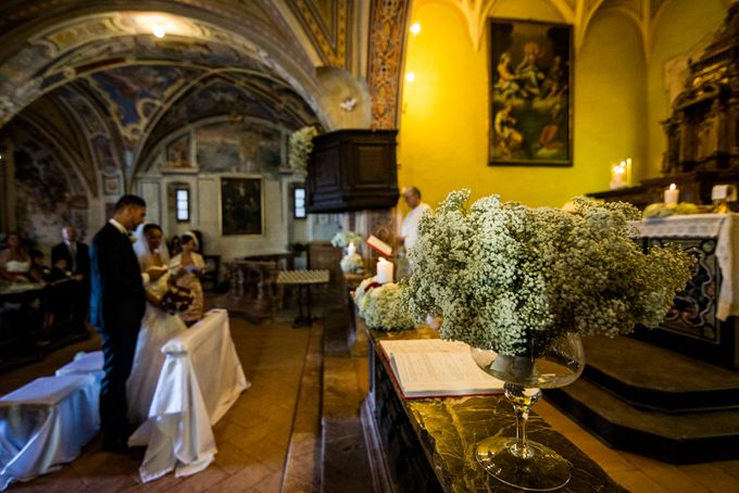 Wedding in Italy on the shores of lake Maggiore by Sogni Confettati - 014