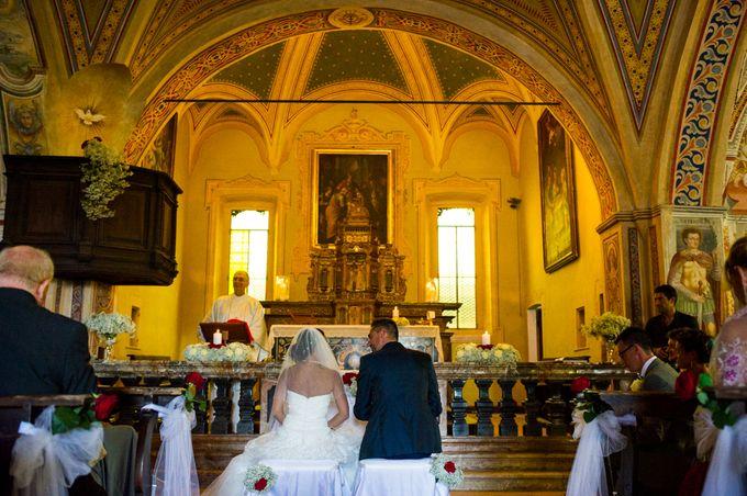 Wedding in Italy on the shores of lake Maggiore by Sogni Confettati - 015