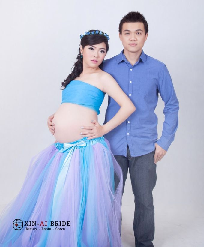 maternity by Xin-Ai Bride - 003