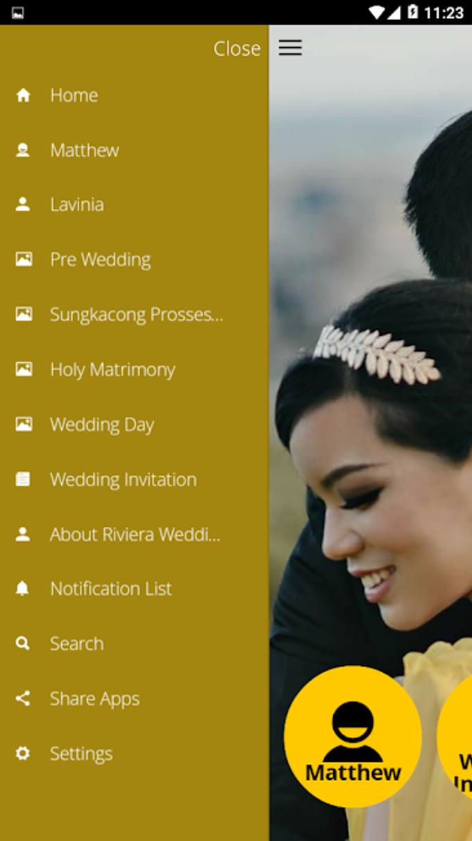 Matthew & Lavinia Wedding by Wedding Apps - 002