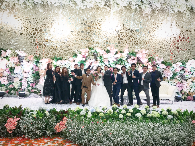 [Jakarta] Vicky & Venita Wedding Day at GMK by FIOR - 001