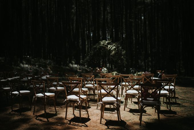 Alfred & Mega Wedding by Tea Rose Wedding Designer - 002