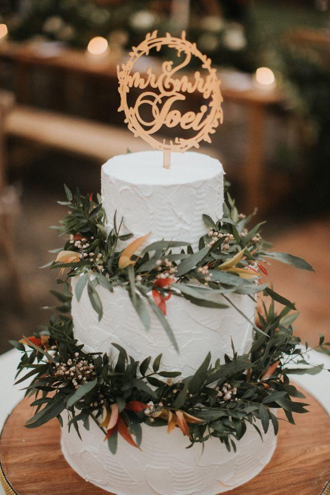 Alfred & Mega Wedding by Tea Rose Wedding Designer - 006