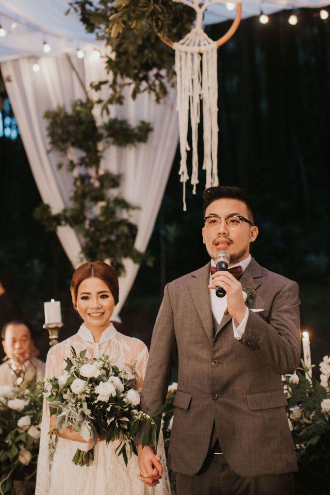 Alfred & Mega Wedding by Tea Rose Wedding Designer - 007
