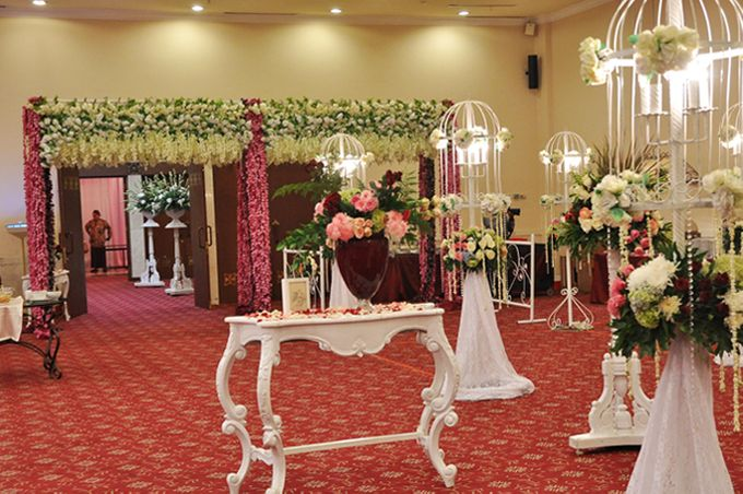 Mawar Wedding Package by BALAI KARTINI - Exhibition and Convention Center - 004