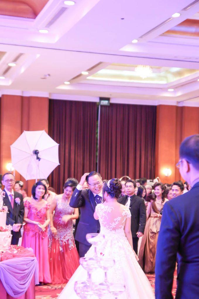 Wedding Michael & Felinda, 23 Oktober 2016 by Red Hat Organizer - 001