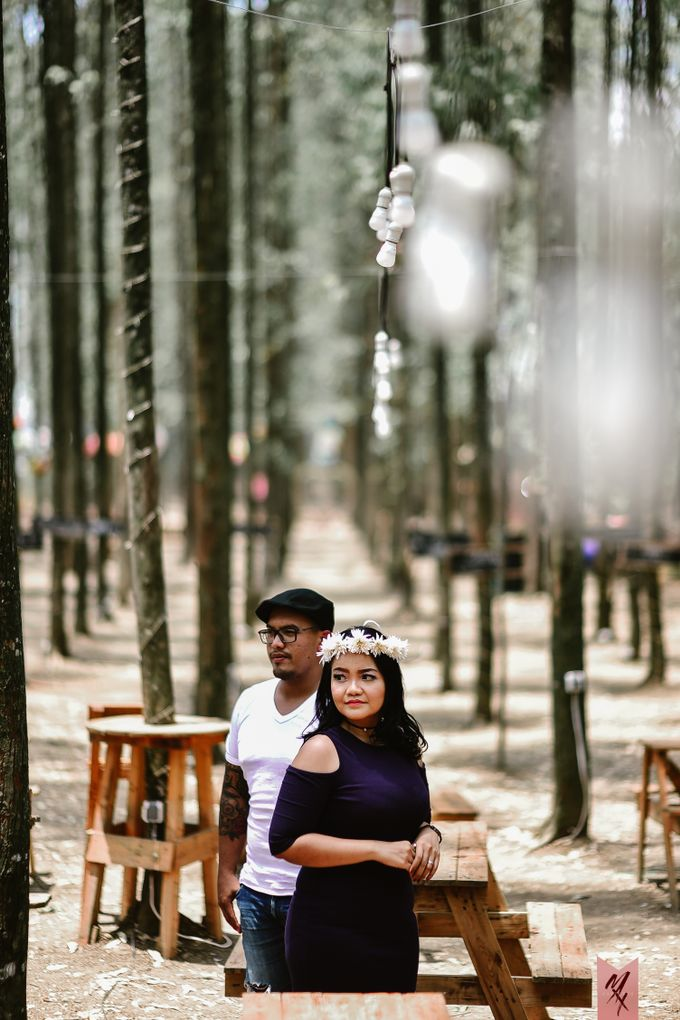 From The Prewedding Of Nindy & Adam by Max Captures - 003