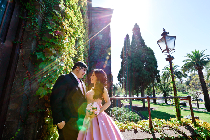 The Prewedding of Adit & Riana by Dewi Tan Makeup - 013