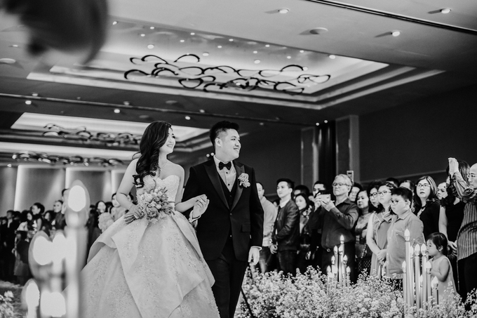 The Wedding of Ronald & Agnes by Pullman Jakarta Indonesia - 002