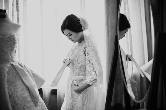 The Wedding of Ronald & Agnes by Pullman Jakarta Indonesia - 009