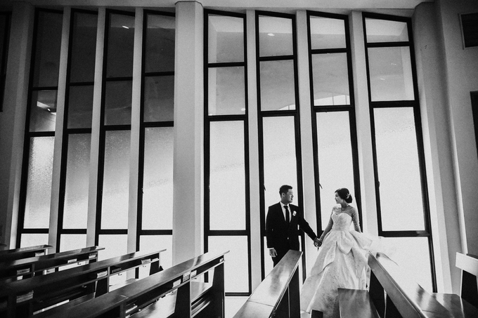 The Wedding of Ronald & Agnes by Pullman Jakarta Indonesia - 015