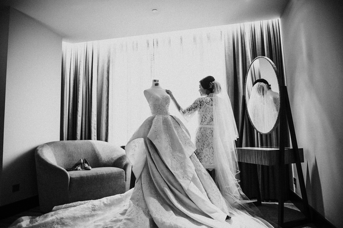The Wedding of Ronald & Agnes by Pullman Jakarta Indonesia - 018