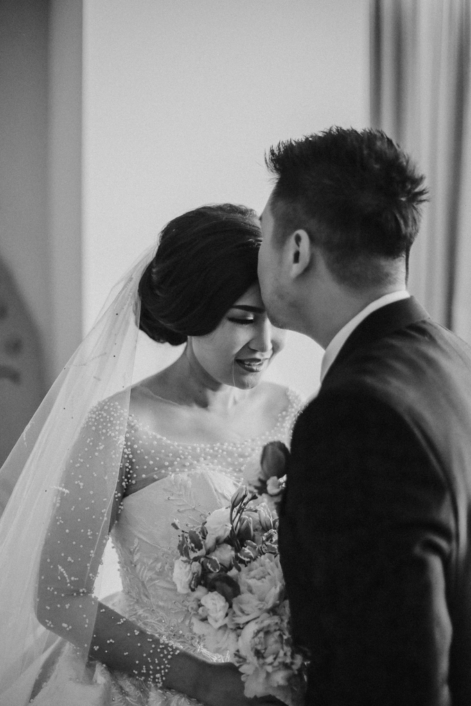 The Wedding of Ronald & Agnes by Pullman Jakarta Indonesia - 019