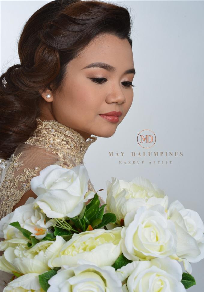 BRIDAL by May Dalumpines Makeup - 005