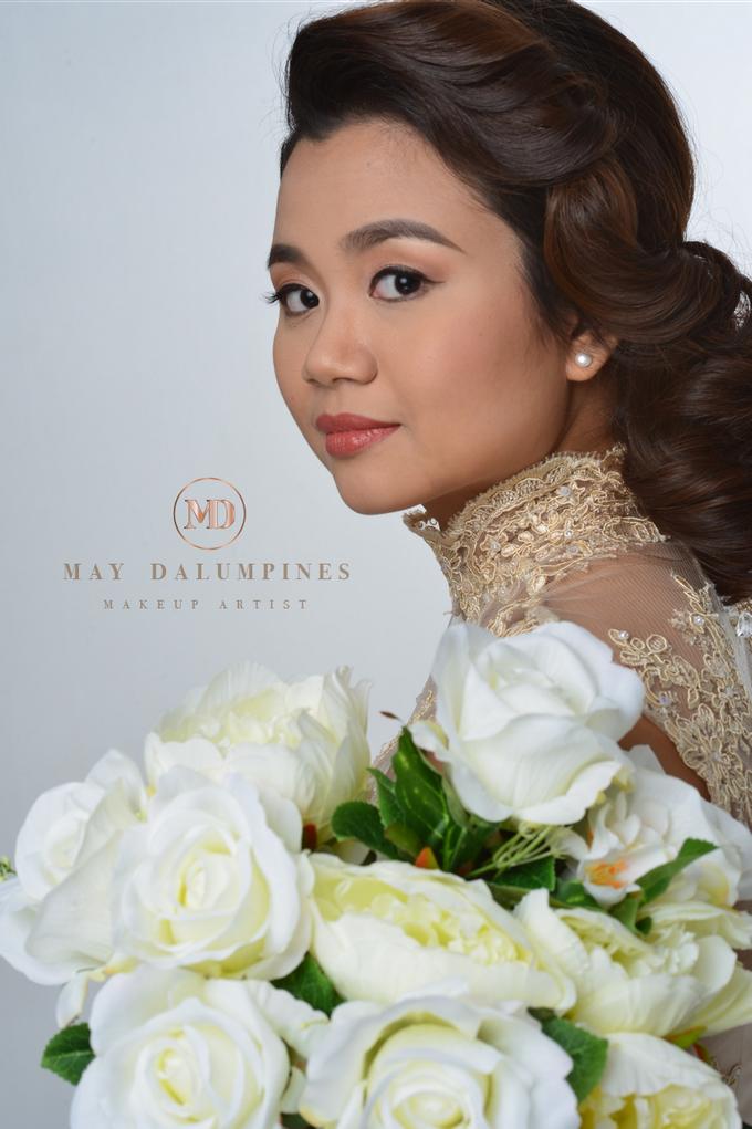 BRIDAL by May Dalumpines Makeup - 007