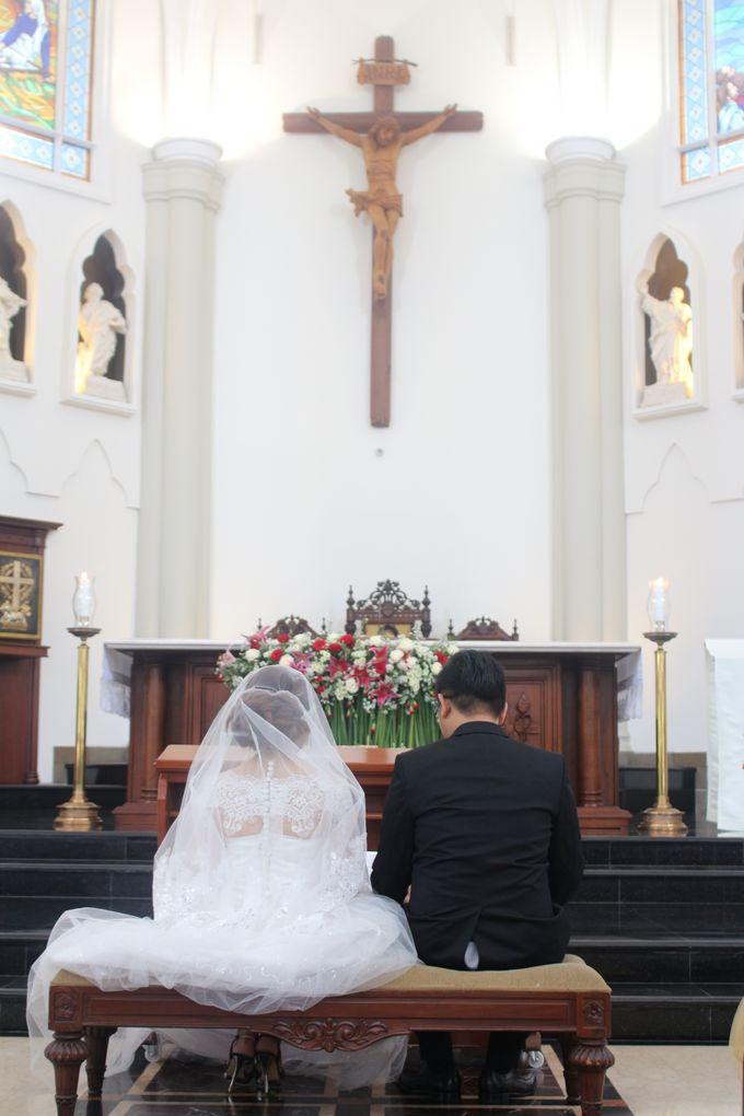 Wedding Daniel & Dewi, 1 Oktober 2016 by Red Hat Organizer - 007