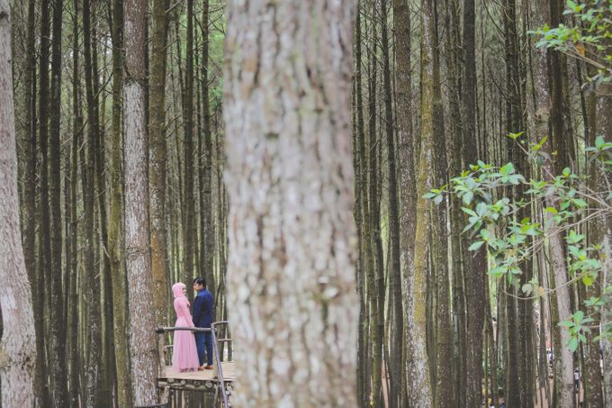 prewedding rosy & irul by Kite Creative Pictures - 009