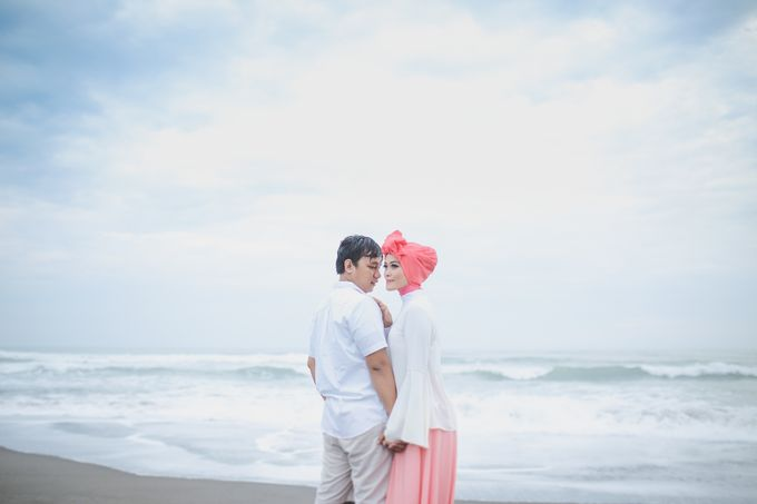 prewedding rosy & irul by Kite Creative Pictures - 012