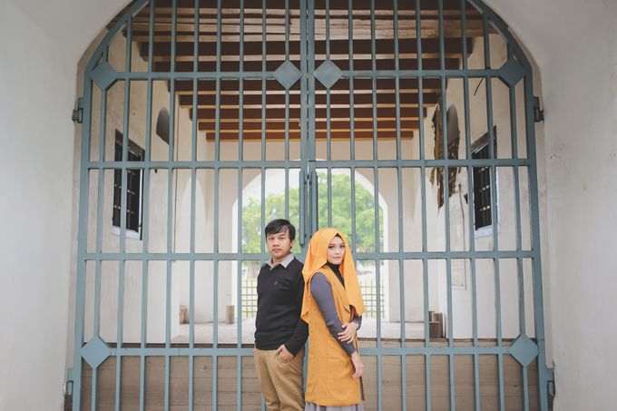 prewedding rosy & irul by Kite Creative Pictures - 002