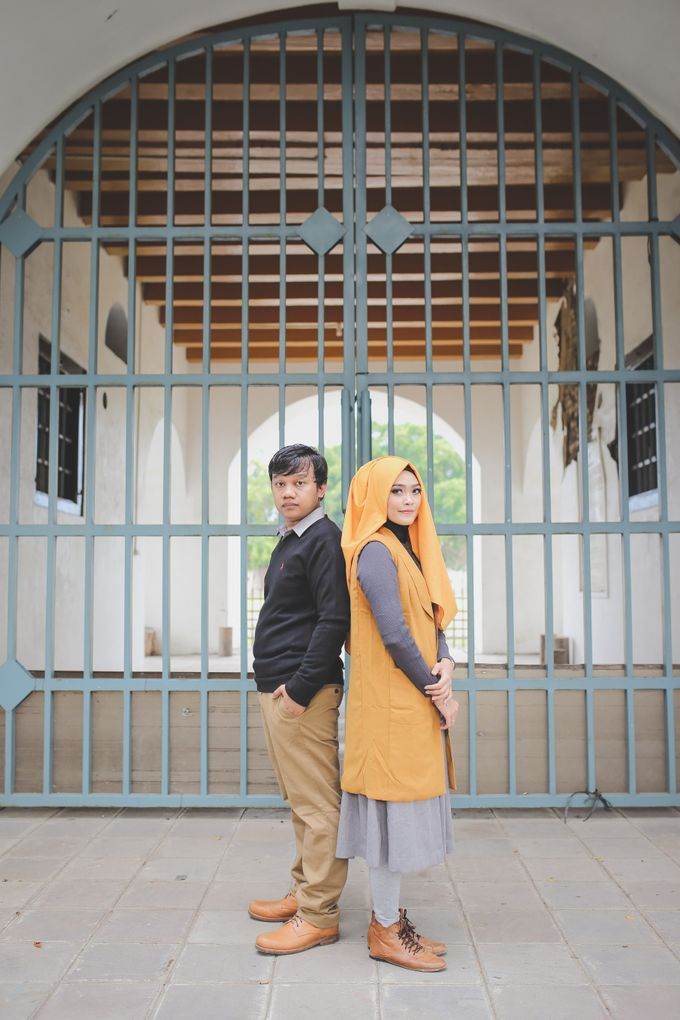 prewedding rosy & irul by Kite Creative Pictures - 003