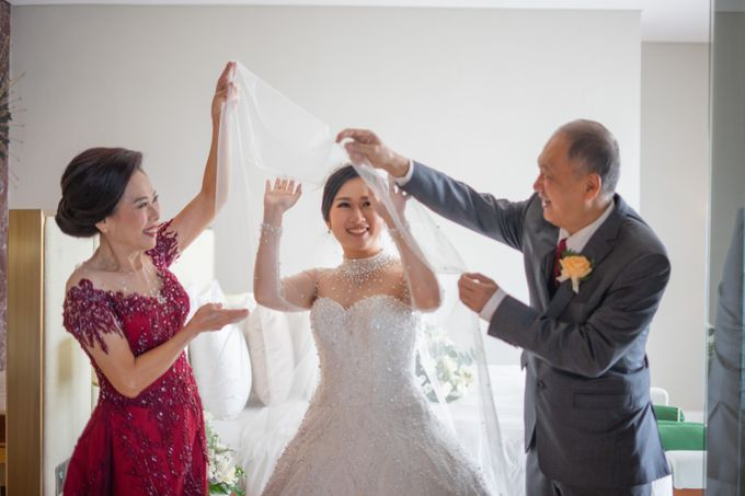 The Wedding of Hansen & Jessica by Lasika Production - 006