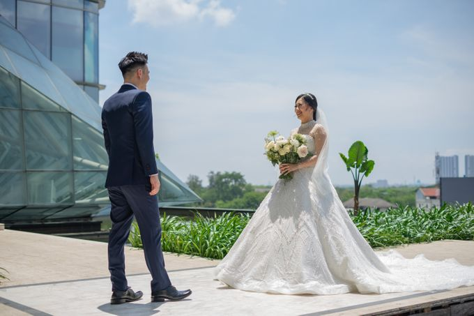 The Wedding of Hansen & Jessica by Lasika Production - 007