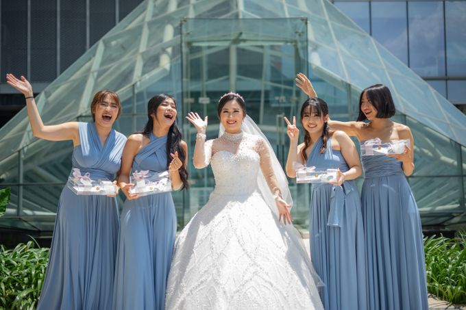 The Wedding of Hansen & Jessica by Lasika Production - 008