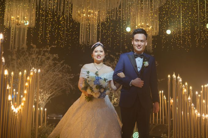 The Wedding of Hansen & Jessica by Lasika Production - 010