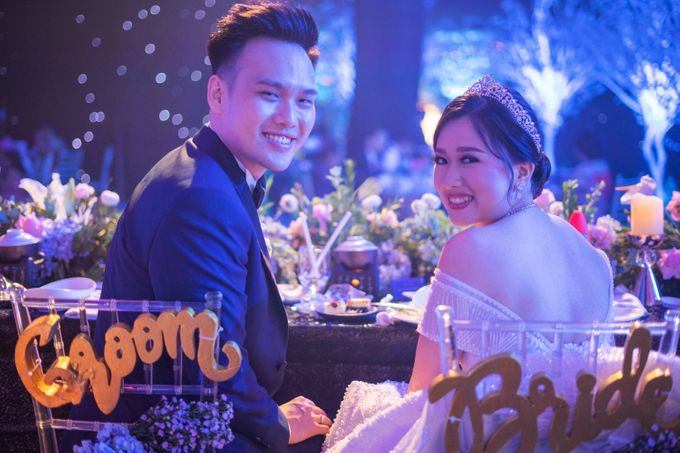 The Wedding of Hansen & Jessica by Lasika Production - 011