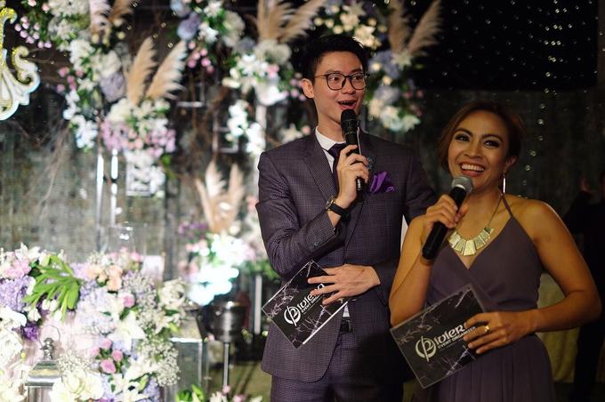 Wedding Reception of Michelle & Arif by MC Nirmala Trisna - 001