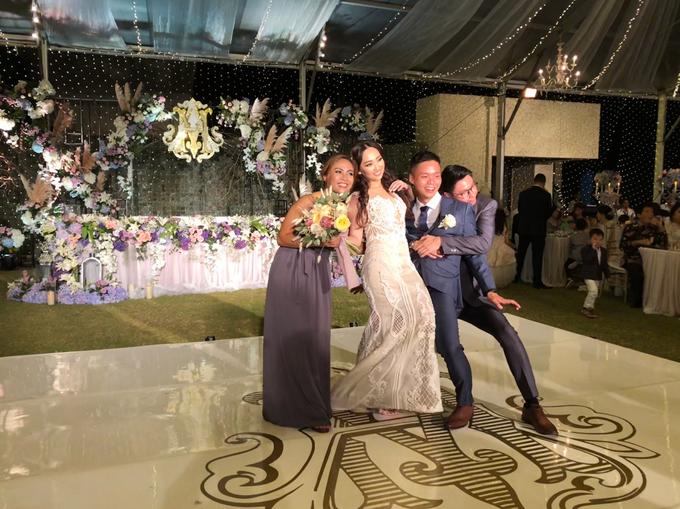 Wedding Reception of Michelle & Arif by MC Nirmala Trisna - 004