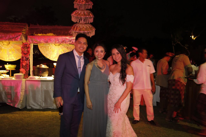Tropical Wedding of Sonya and Mark  by MC Nirmala Trisna - 003