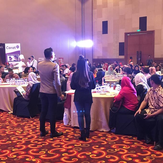 Puratos Indonesia - Discovery Day 2017 Yogyakarta by MC Samuel Halim - 002