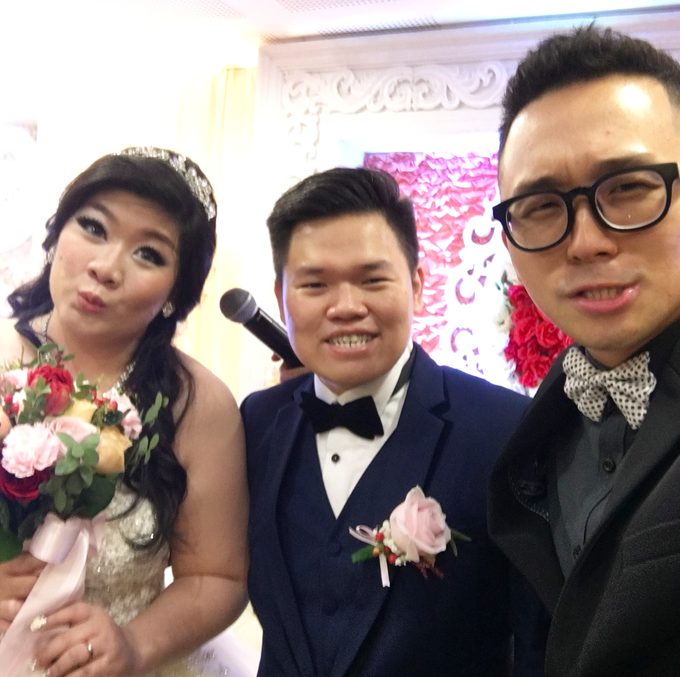 Wedding of Rudi and Fanny by MC Samuel Halim - 001