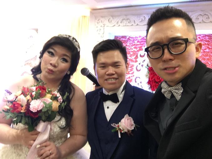Wedding of Rudi and Fanny by MC Samuel Halim - 003