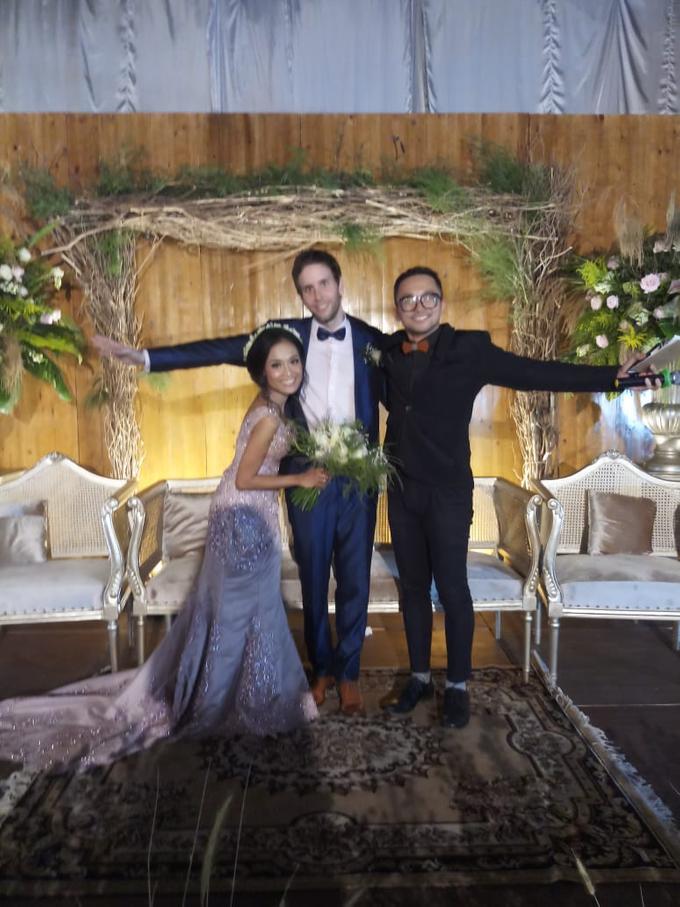 Wedding of Bas De Jong & Putri Naya by MC Samuel Halim - 004