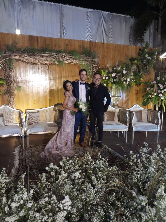 Wedding of Bas De Jong & Putri Naya by MC Samuel Halim - 002