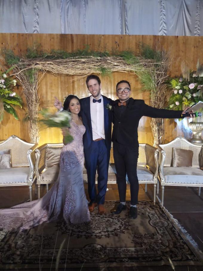 Wedding of Bas De Jong & Putri Naya by MC Samuel Halim - 003