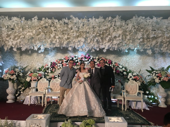 Wedding of Yudi & Angel by MC Samuel Halim - 005