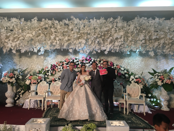 Wedding of Yudi & Angel by MC Samuel Halim - 006