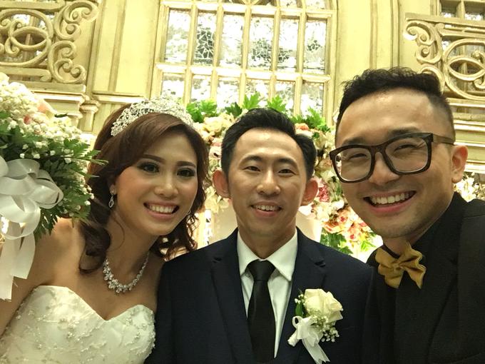 Wedding of Ronny & Verra by MC Samuel Halim - 001