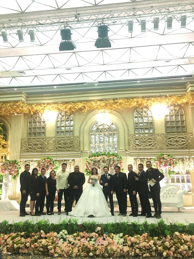 Wedding of Ronny & Verra by MC Samuel Halim - 005