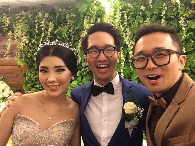 Wedding of Obrey & Tasya by MC Samuel Halim - 001