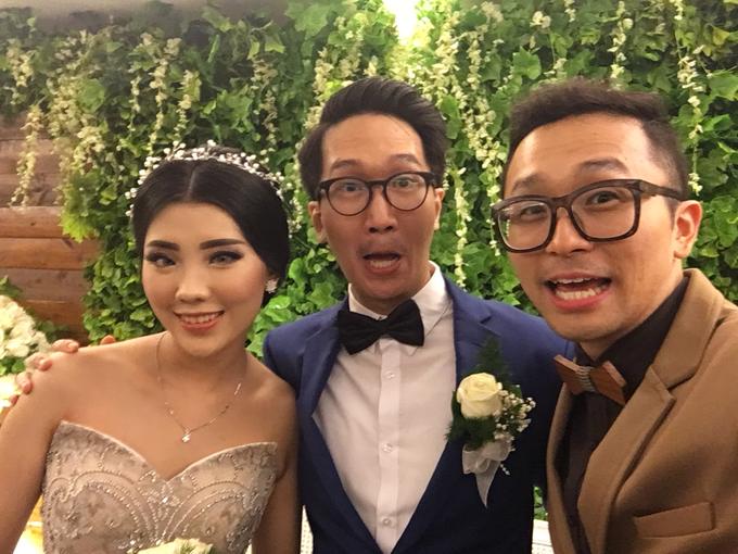 Wedding of Obrey & Tasya by MC Samuel Halim - 002