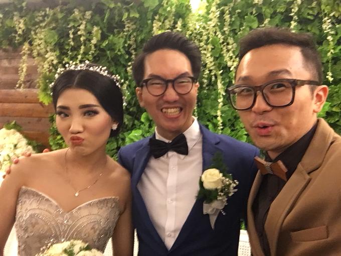 Wedding of Obrey & Tasya by MC Samuel Halim - 004