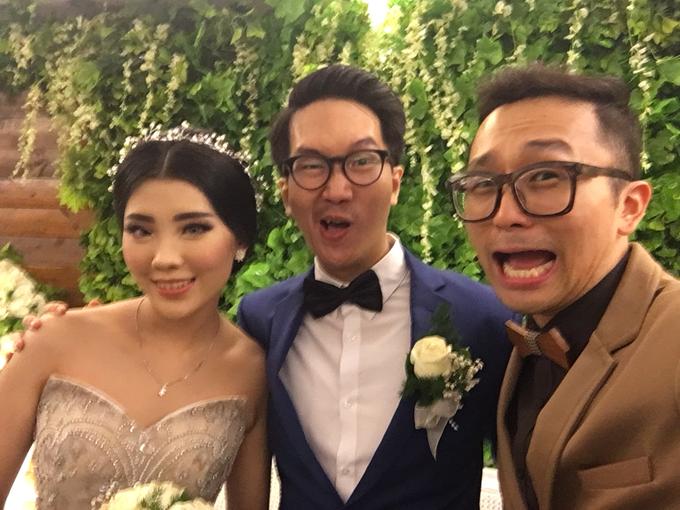 Wedding of Obrey & Tasya by MC Samuel Halim - 003