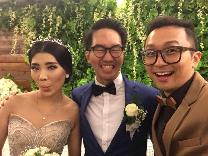 Wedding of Obrey & Tasya by MC Samuel Halim - 005