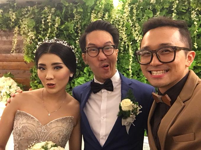 Wedding of Obrey & Tasya by MC Samuel Halim - 006